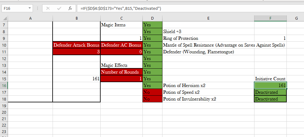 VBA code: Count number of times a cell is changed if cell