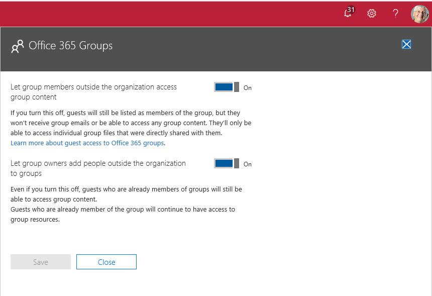 Control External Access in Teams - Microsoft Tech Community - 242659