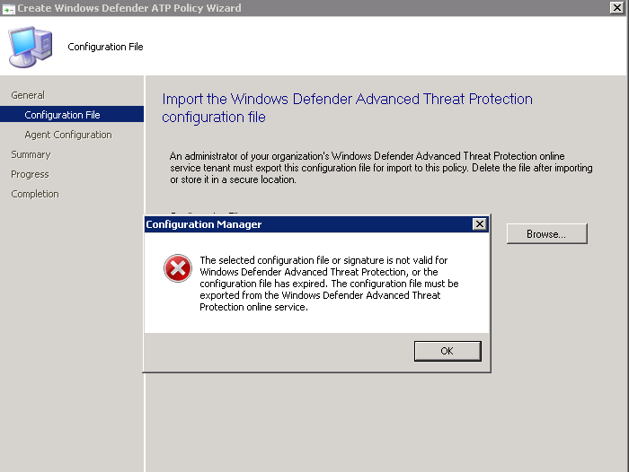 Schema changes to Attack Surface Reduction in Windows Defender ATP