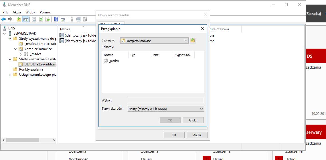 Problem to setup DNS server on Windows Server 2016 - Microsoft Tech