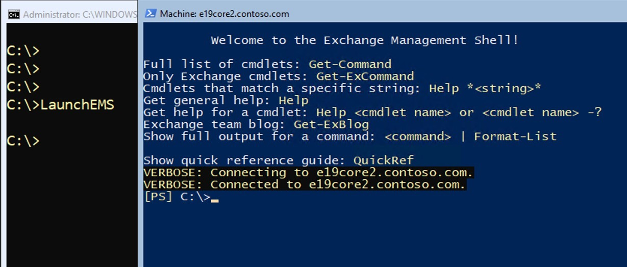 Deploy Exchange Server 2019 on Windows Server Core - Microsoft Tech