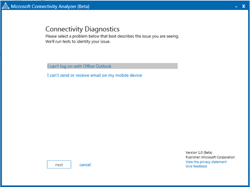 What's new with Microsoft Remote Connectivity Analyzer? A