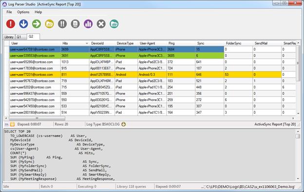 Introducing: Log Parser Studio - Microsoft Tech Community - 601131