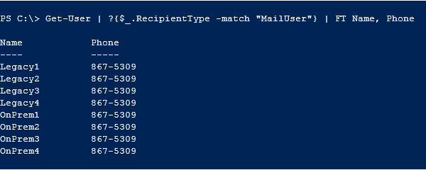 Parsing the Admin Audit Logs with PowerShell - Microsoft