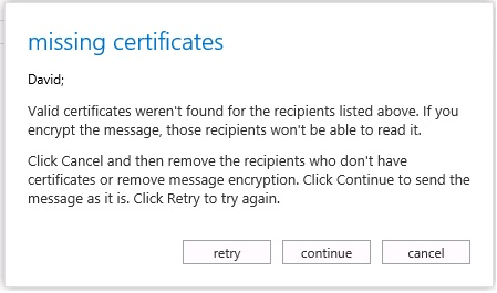 How to Configure S/MIME in Office 365 - Microsoft Tech
