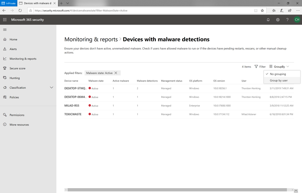 Blog 01 - Microsoft 365 Security Center Reaches General Availability - Final - Image 05.png