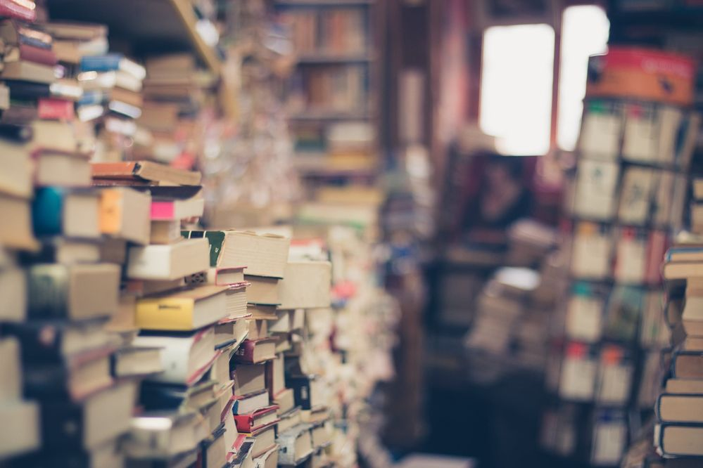 Books and Papers are the next two categories in the KonMari method.