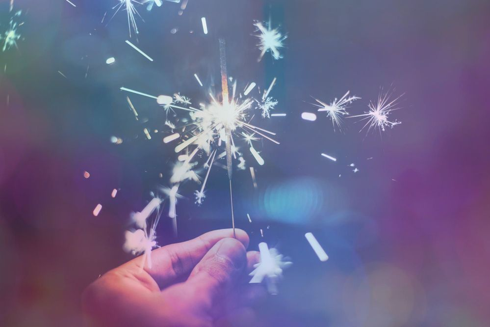 Ask yourself if something `sparks joy' and suddenly it becomes so much easier to understand if you really need it.