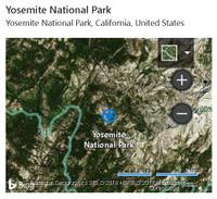 Bing map on mobile