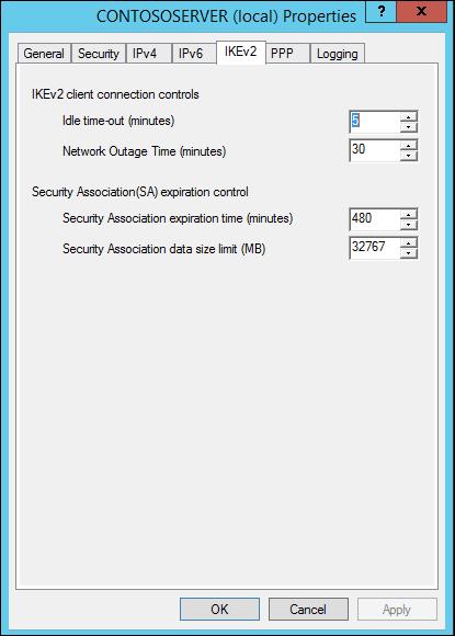 Understanding VPN configuration in Windows Server 2012 R2