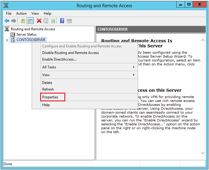 Troubleshooting Common VPN issues on Windows Server 2012 R2