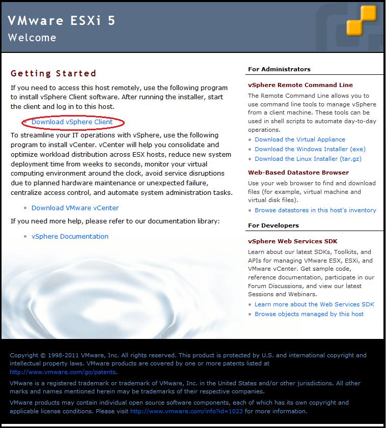 VMware Setup for Server for NFS Cluster - Microsoft Tech Community