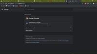Chrome Dev Version 75.0.3759.4