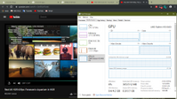 Chrome Dev D3D11 Video Acceleration Enabled, SurfaceLayer Objects for Videos Enabled Windowed