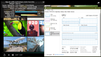 Chrome Dev D3D11 Video Acceleration Enabled, SurfaceLayer Objects for Videos Enabled Fullscreen