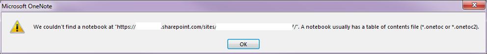 OneNote Error.png