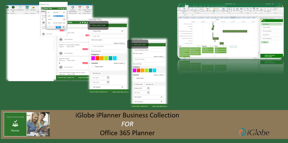 iPlanner Business Collection