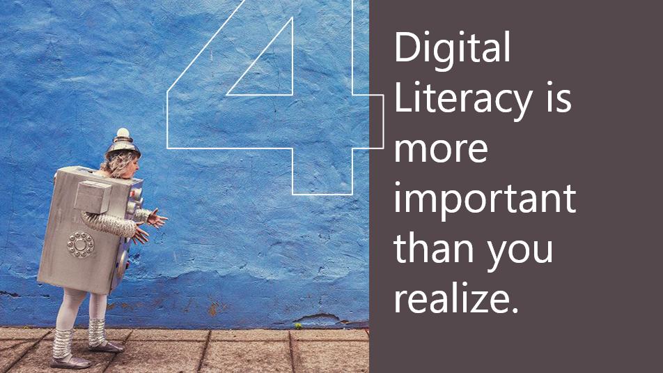 Digital Literacy and Soft Skills is a winner