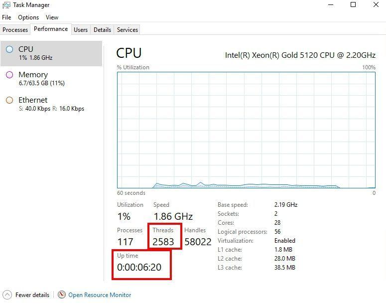 Start [New Server]