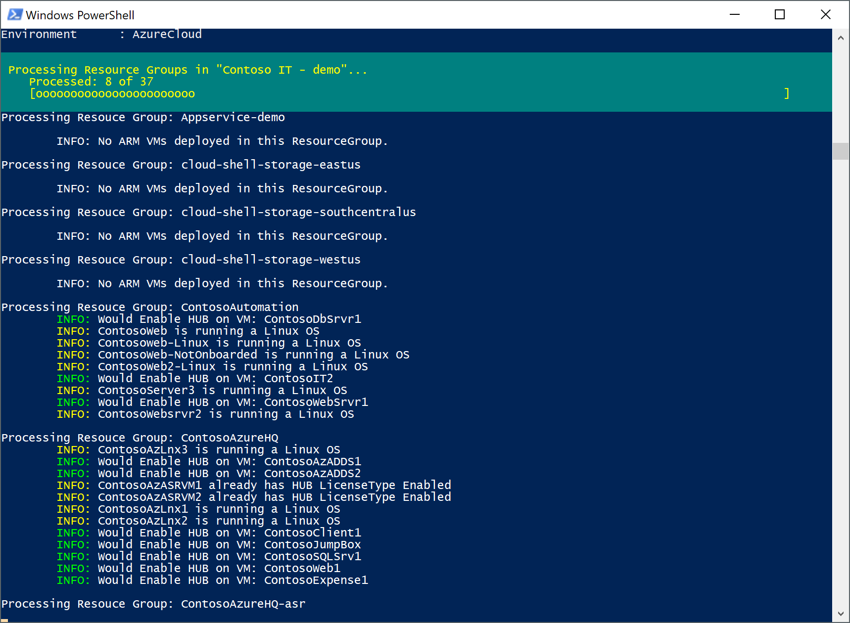Azure Cost Optimisation Series - Enable Hybrid Use Benefit (HUB) Using PowerShell
