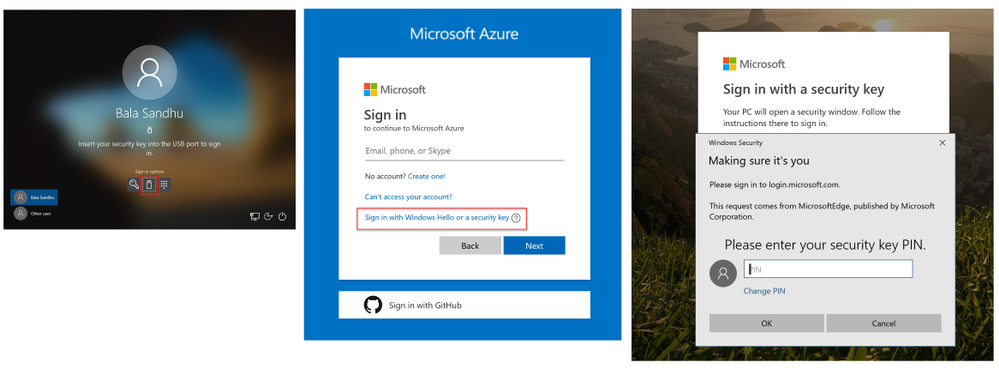 Public preview of Azure AD support for FIDO2 based passwordless 5.png