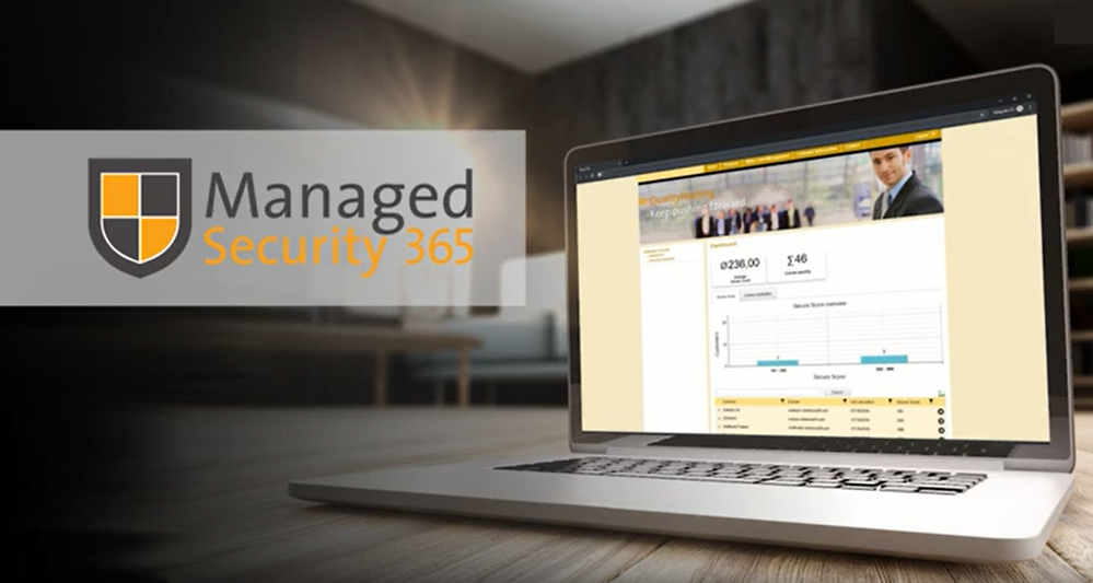 Quality Hosting's Managed 365 Service