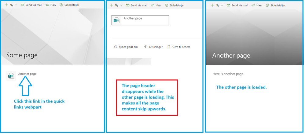 Page header disappears when using quick links webpart.png