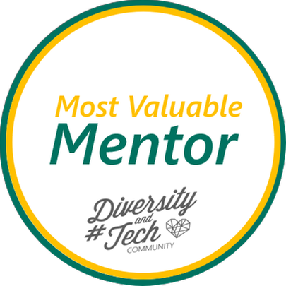 Think your mentor deserves the Most Valuable Mentor award? Nominate them now!