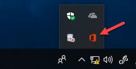 """""""Basic notification"""" which sometimes be hidden under task bar chevron"""