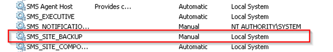 Lift and Shift – ConfigMgr 2012 to ConfigMgr 1702 Current Branch – Part 2 (The Backup & Restore)