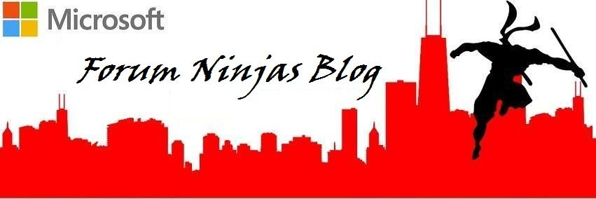 Forum Ninjas Blog