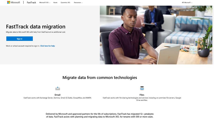 Data migration landing page.png
