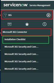 2019 - Microsoft 365 Security Center - Collaboration - Blog - Vibranium - Image 11 - Install List Menu.JPG