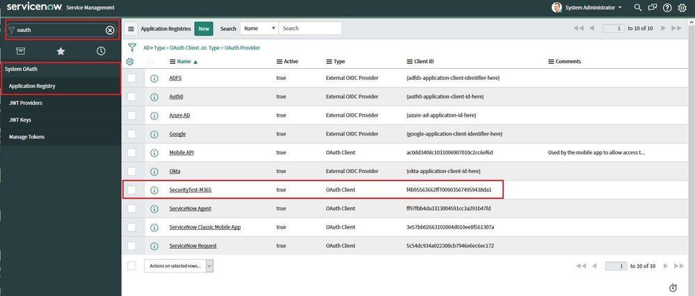 2019 - Microsoft 365 Security Center - Collaboration - Blog - Vibranium - Image 17 - OAuth table.JPG