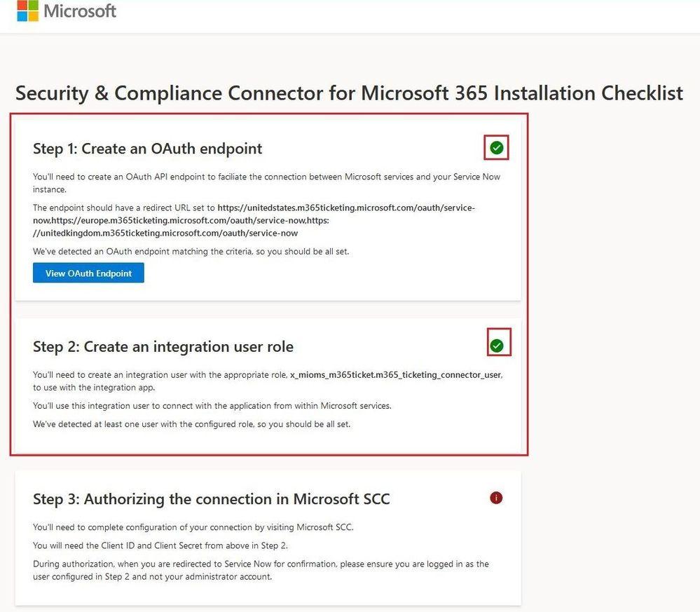 2019 - Microsoft 365 Security Center - Collaboration - Blog - Vibranium - Image 16 - User integration card.JPG