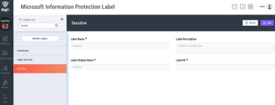 Big ID integration with MIP