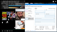Edge Chromium Canary v.80.0.317.1 64 bit Fullscreen Plugged In Mode