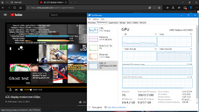 Edge HTML Windowed Battery Power Mode w/Video UI