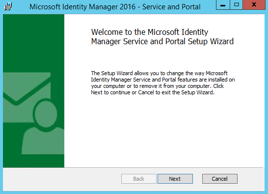 Installation of the Privileged Access Management (PAM) feature