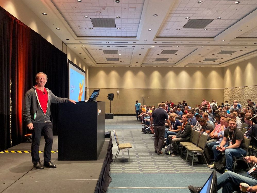 Bill Bliss is the Platform Architect for Microsoft Teams