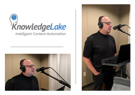 Ron Cameron, CEO and Founder - KnowledgeLake [The Intrazone guest]
