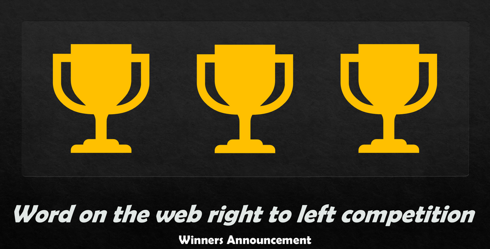 Word on the web winners.png