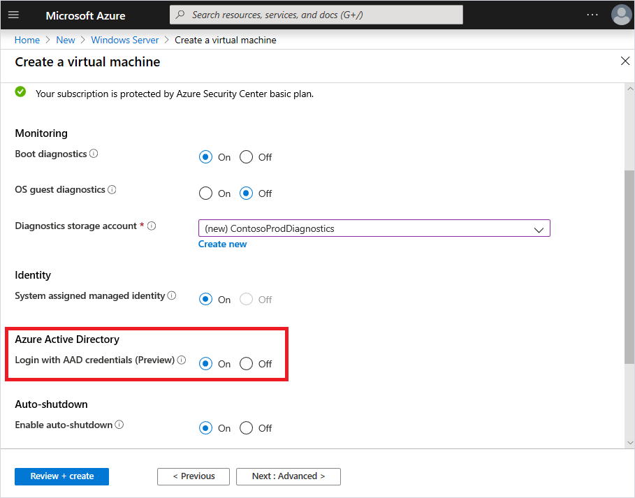 Azure AD authentication to Windows VMs 1.png