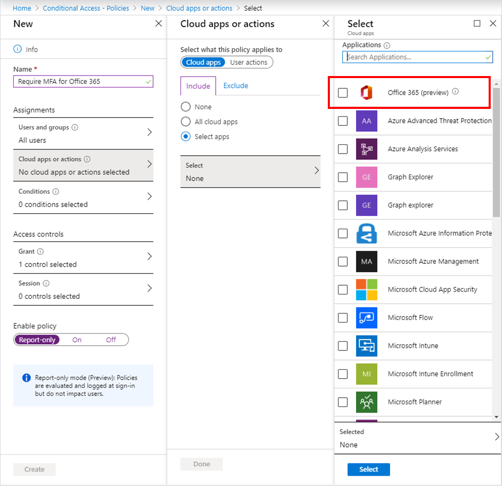 Introducing the Office 365 app for Conditional Access 1.png