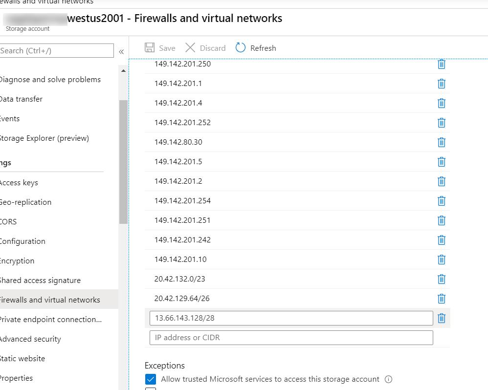 Azure file share storage firewall setting.png
