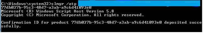 thumbnail image 8 of blog post titled              Obtaining Extended Security Updates for eligible Windows devices