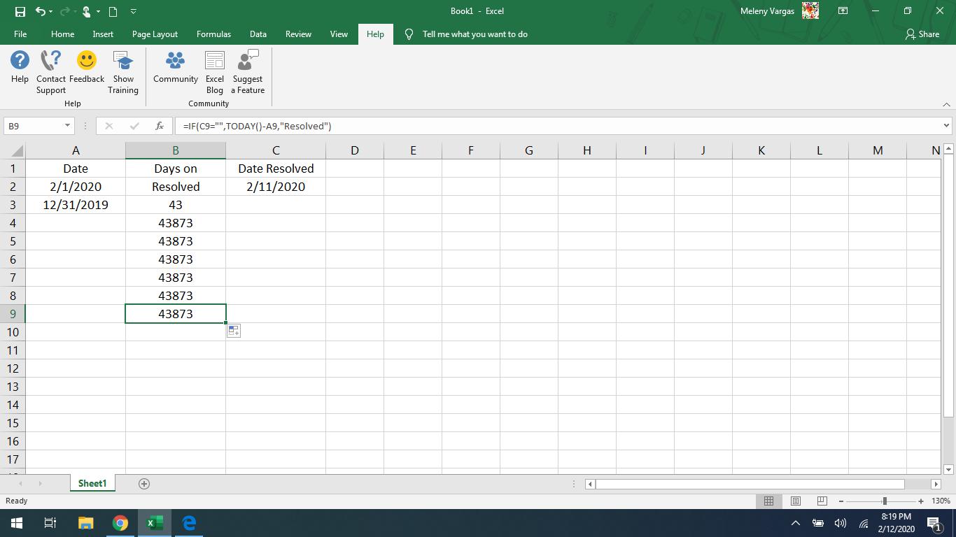 Formula solving without data   Microsoft Tech Community