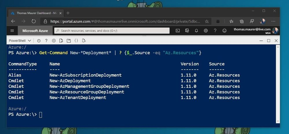 Deploy Azure Resource Manager Templates to any scope in Azure