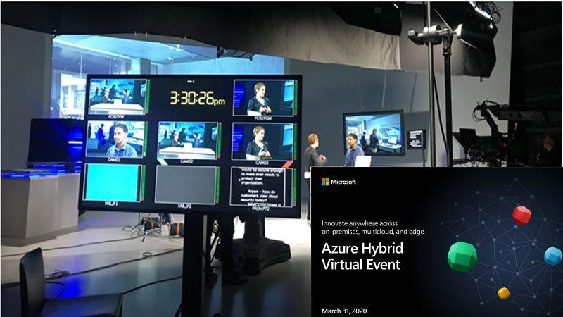 Azure Virtual Hybrid Event