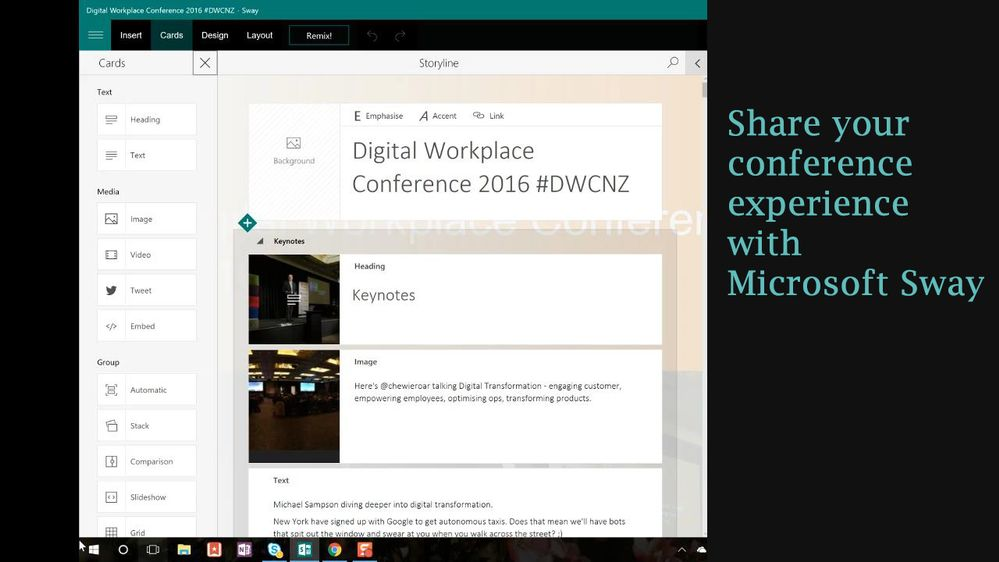 Share your conference experience with Sway_TN.jpg